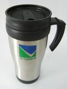 Custom To Go Mug
