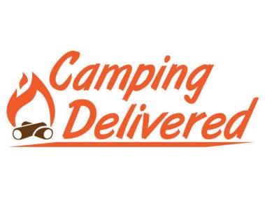 Camping Delivered Logo