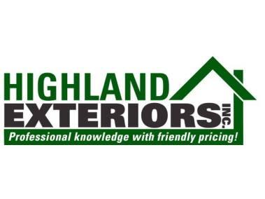 Highland Exteriors Inc. Logo