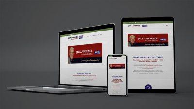 Real Estate WordPress Website