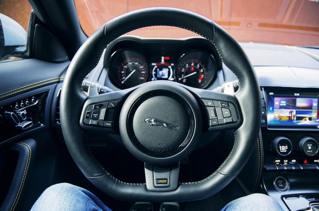 Jaguar F-type 400 Sport AWD