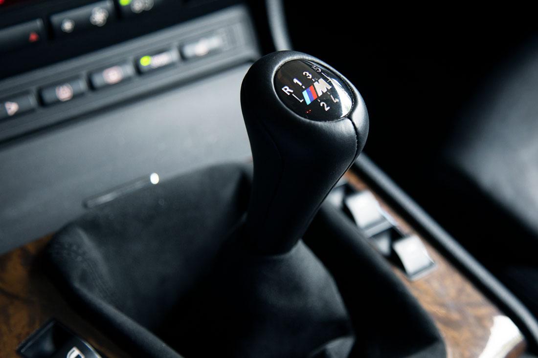 BMW E46 vaihdekeppi