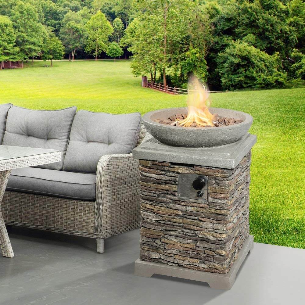 8 of the best patio gas fire pits for