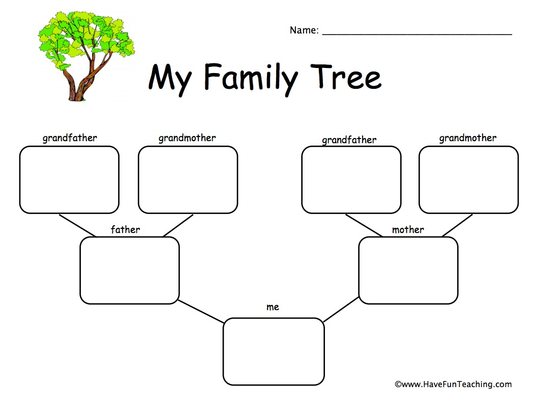 Cozy Parts Of A Plant A Tree Lesson Plan Worksheet By