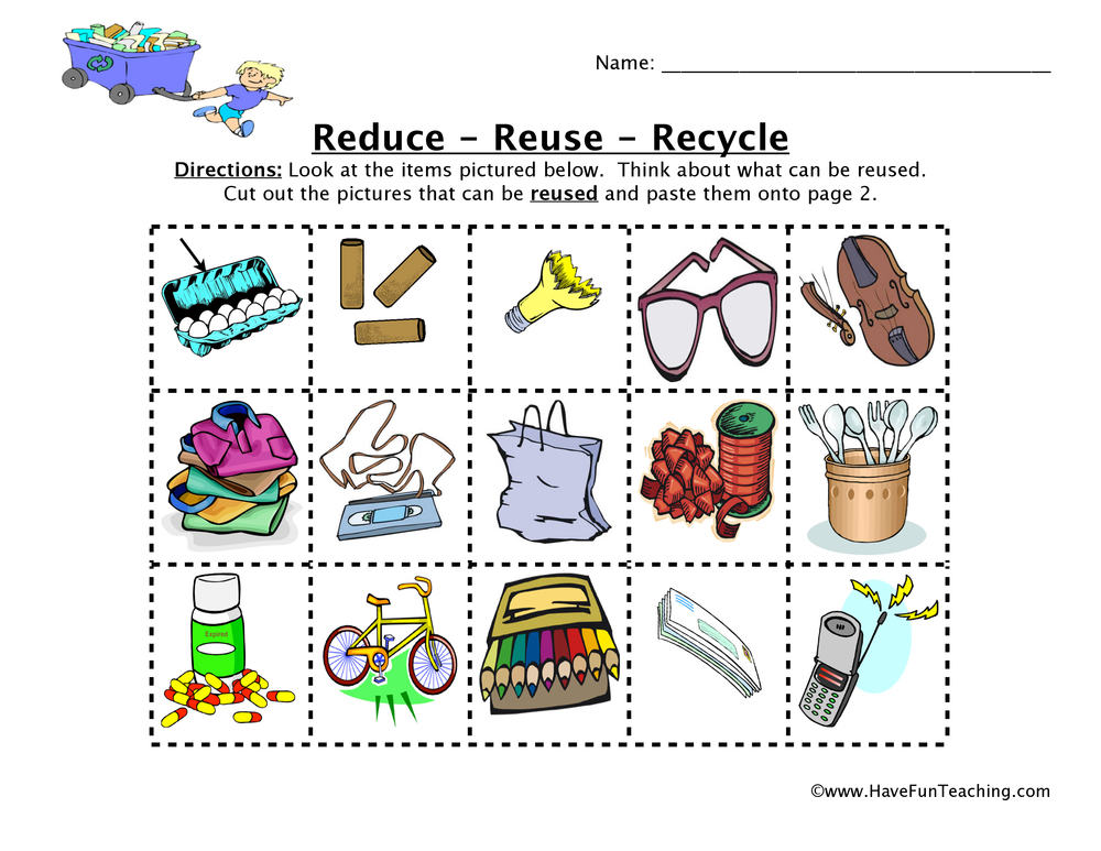 Earth Day Worksheets Second Grade