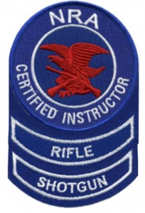 nra rifle and shotgun instructor