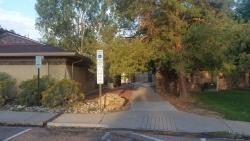 Pueblo City Park Gun Range Zoo Parking Lot