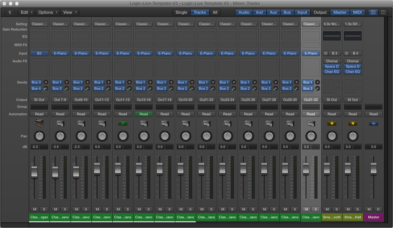 Using Ableton Live To Drive Logic Pro X Mike O Connor