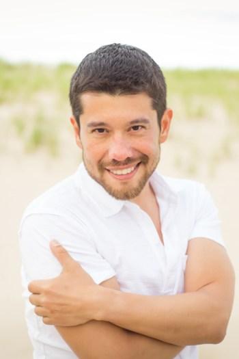 Author Jacob Z. Flores