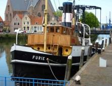 Zeesleper Furie