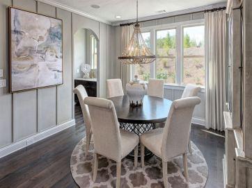 Haven-Design-Works-Atlanta-CalAtlantic-Champions-Run-Dining-Room-Wall-treatment
