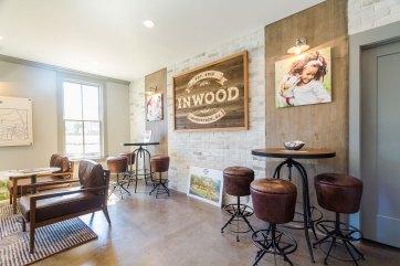 Haven-Design-Works-Atlanta-Front-Door-Inwood-Sales-Center-brick-wall