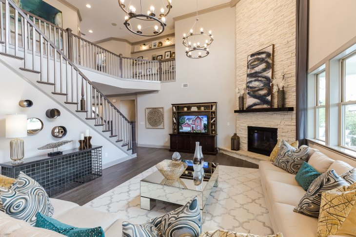 Haven-Design-Works-Atlanta-Traditions-Great-Room-Two-Story