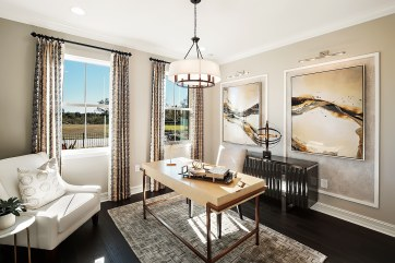 Haven-Design-Works-Tampa-CalAtlantic-Enclave -at-Meadow-Pointe-Study-Black-and-white
