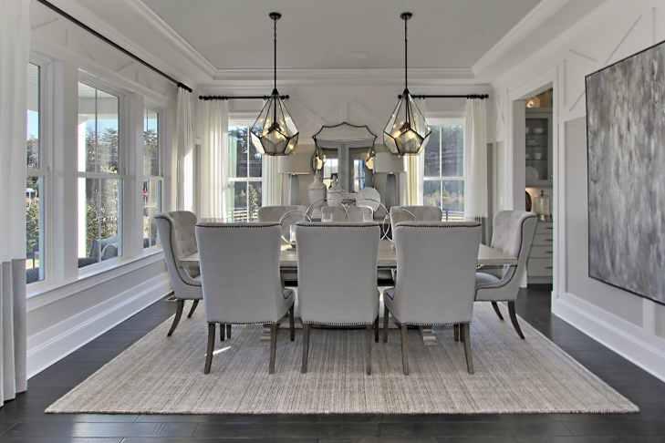 Cover-Haven-design-works-Atlanta-CalAtlantic-Washington D.C.-Glenbury Estates-model-home-Dining Room-min