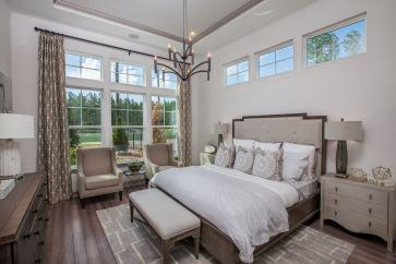 Haven-design-works-Atlanta-K.Hovnanian-Charleston-Killarney-model-home-Master-Bedroom-min
