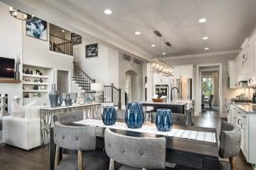Haven-design-works-Atlanta-CalAtlantic-Atlanta-Briarstone at Nesbit Lakes-model-home-open living