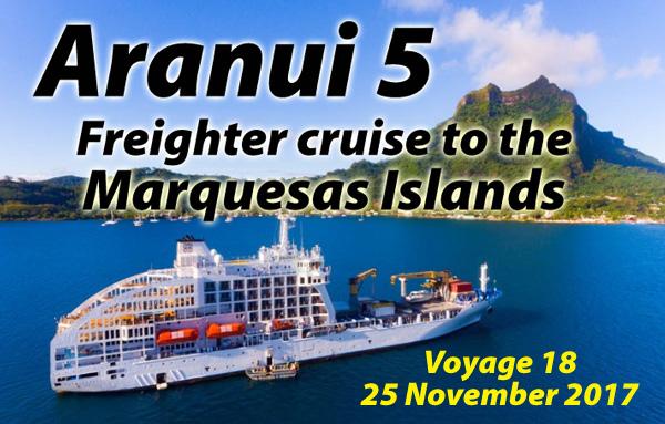 Aranui 5 cruise to the Marquesas Islands