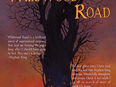 Digital Edition Now Available: WILDWOOD ROAD by Christopher Golden
