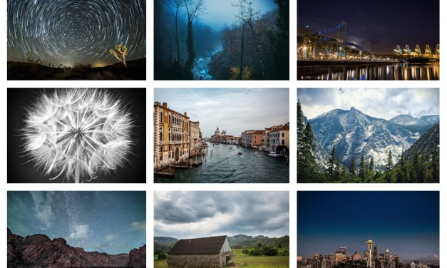Landscape Photography Gallery Showcase at The Gardens Of The World