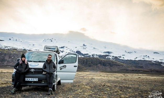 Kuku Campers, Iceland and The Ring Road