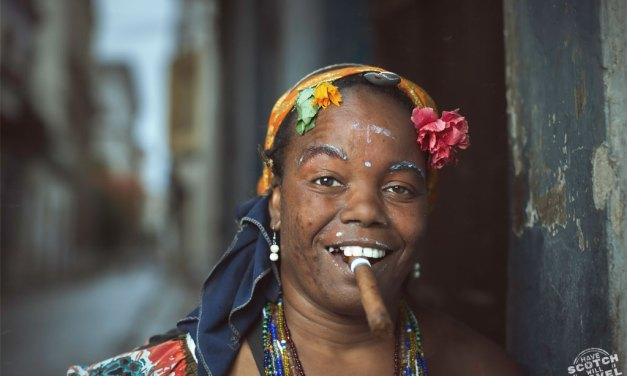 On The Go Travel Portraits, Cuba