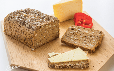 Boghvedebrød i form (glutenfrit)