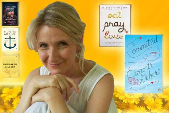 Elizabeth Gilbert eat pray love
