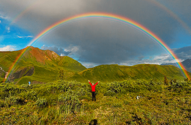 Double Rainbow All The Way