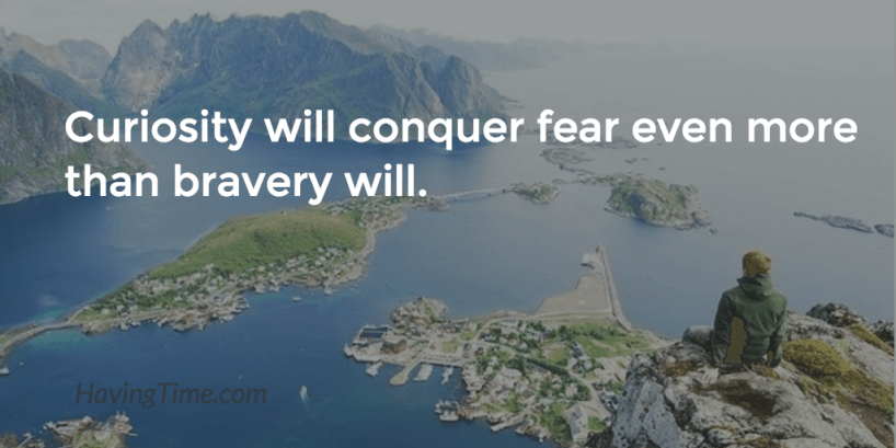 quote about fear