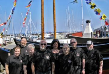 Hornbæk Havneforenings bestyrelse 2016