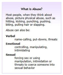 List Three Examples Of Emotional Hookup Abuse