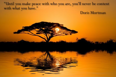 make peace with yourself havoca