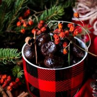 Spiced Roasted Chestnuts