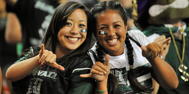 UH Mānoa Homecoming 2011 Offers Array Of Events