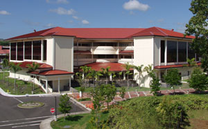 Building at UH Hilo
