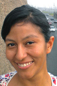 Katherine Porras, headshot