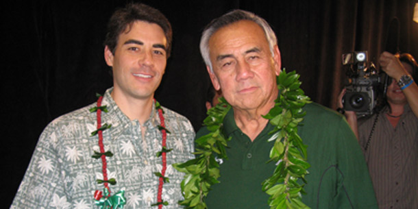 Norm Chow Named Head Manoa Football Coach