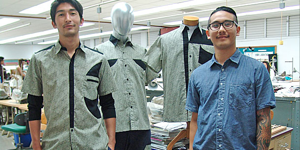 Fashion Shows Highlight Student Designs