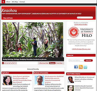 keaohou website