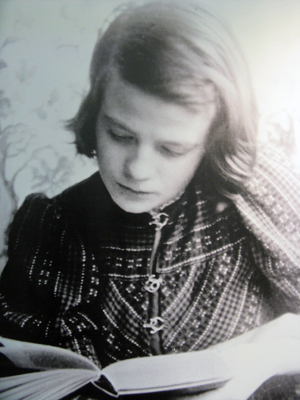 Sophie Scholl is featured in Hamilton Library's exhibit on the peaceful White Rose movement against the Nazis