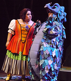 Paliku Theate's Rapunzel! is only the third production of its kind ever