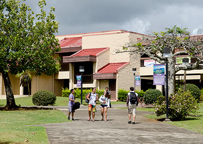 Kaua&#i Community College