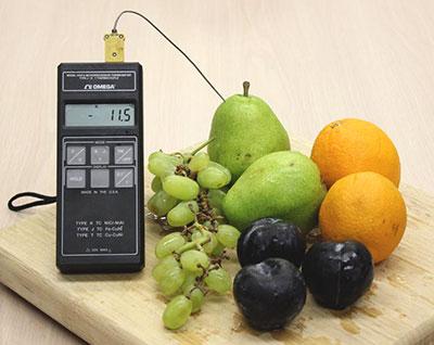 'Supercool' fruits