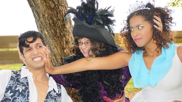 Fairytales Let Loose At The Leeward Theatre