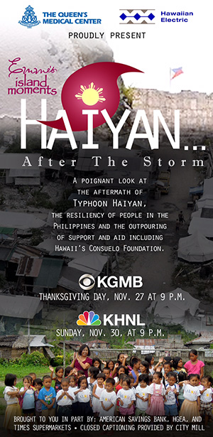 Haiyan After the Storm poster