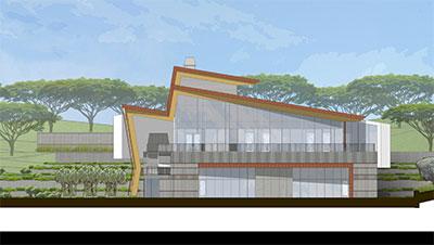 College of Pharmacy rendering