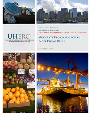 UHERO report cover
