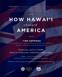 coffman event flyer