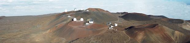 observatories on maunakea